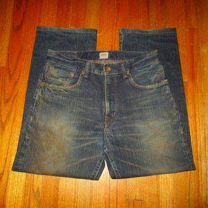 EDWIN of Japan 505Z Selvedge Jeans Men Sz 31x29